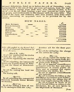 Annual Register, January 01, 1785, Page 260
