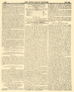Anti Gallican Monitor, April 30, 1815, Page 6