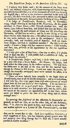 Anti Jacobin Review and Magazine, July 01, 1798, Page 25
