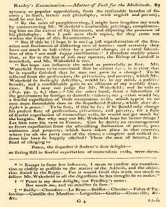 Anti Jacobin Review And Magazine, July 01, 1798, Page 97