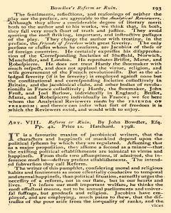 Anti Jacobin Review And Magazine, August 01, 1798, Page 61
