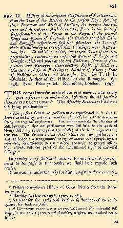 Anti Jacobin Review And Magazine, October 01, 1798, Page 73
