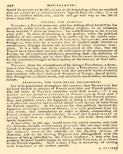 Anti Jacobin Review And Magazine, November 01, 1798, Page 93