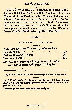 Anti Jacobin Review And Magazine, December 01, 1798, Page 240