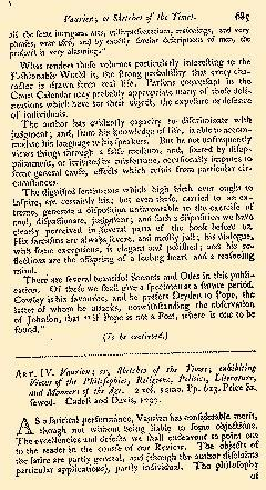 Anti Jacobin Review And Magazine, December 01, 1798, Page 73