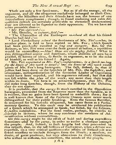 Anti Jacobin Review And Magazine, December 01, 1798, Page 87