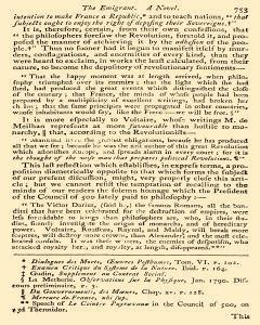 Anti Jacobin Review And Magazine, December 01, 1798, Page 148