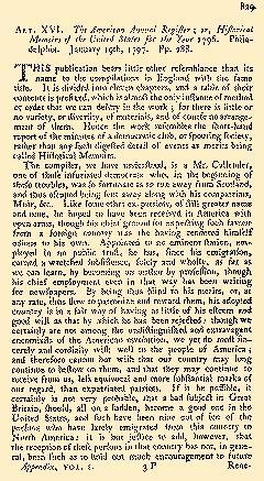 Anti Jacobin Review And Magazine, December 01, 1798, Page 207