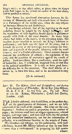 Anti Jacobin Review and Magazine, February 01, 1799, Page 10