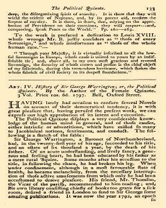 Anti Jacobin Review and Magazine, February 01, 1799, Page 21