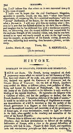 Anti Jacobin Review And Magazine, March 01, 1799, Page 111