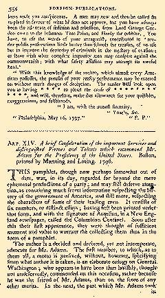 Anti Jacobin Review And Magazine, March 01, 1799, Page 322