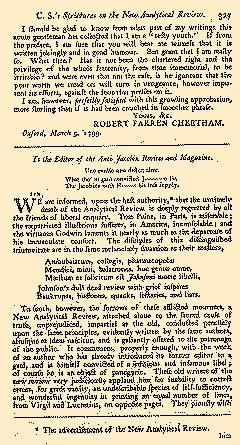 Anti Jacobin Review And Magazine, March 01, 1799, Page 94