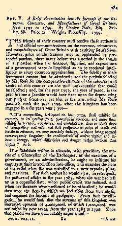 Anti Jacobin Review And Magazine, March 01, 1799, Page 153