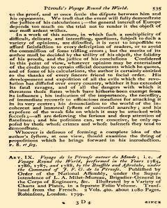 Anti Jacobin Review And Magazine, March 01, 1799, Page 303