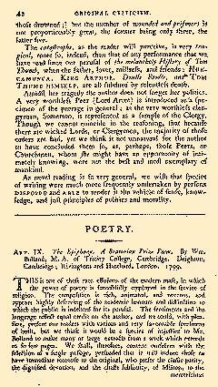 Anti Jacobin Review And Magazine, May 01, 1799, Page 42
