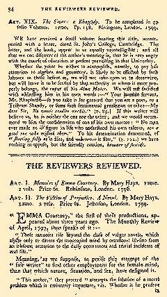 Anti Jacobin Review And Magazine, May 01, 1799, Page 54