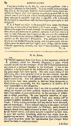 Anti Jacobin Review And Magazine, May 01, 1799, Page 84