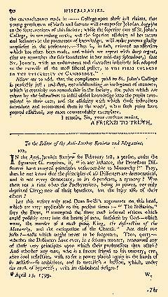 Anti Jacobin Review And Magazine, May 01, 1799, Page 90