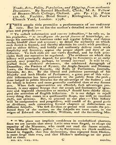 Anti Jacobin Review and Magazine, May 01, 1799, Page 17