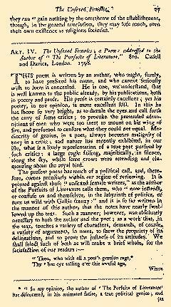 Anti Jacobin Review And Magazine, May 01, 1799, Page 27