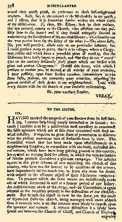 Anti Jacobin Review And Magazine, November 01, 1799, Page 111