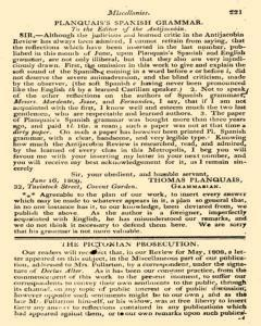 Anti Jacobin Review And Magazine, June 01, 1809, Page 109