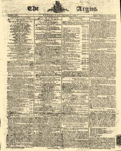 Argus London Middlesex, October 07, 1789, Page 1