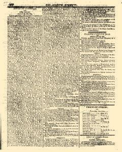 Auction Register and Law Chronicle, June 16, 1814, Page 4