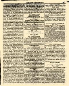 Auction Register and Law Chronicle, June 16, 1814, Page 7