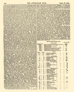 Australian Mail and New Zealand Express, September 17, 1866, Page 4