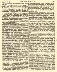 Australian Mail and New Zealand Express, September 17, 1866, Page 11