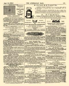 Australian Mail and New Zealand Express, September 17, 1866, Page 15