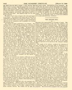 Bankers Circular, March 10, 1860, Page 4