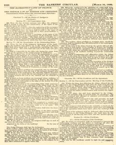 Bankers Circular, March 10, 1860, Page 8