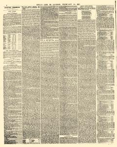 Bells Life In London And Sporting Chronicle, February 23, 1867, Page 14