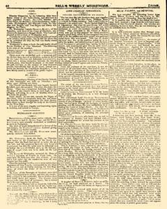Bells Weekly Messenger, January 01, 1796, Page 6