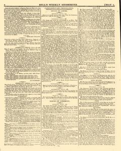 Bells Weekly Messenger, May 01, 1796, Page 4