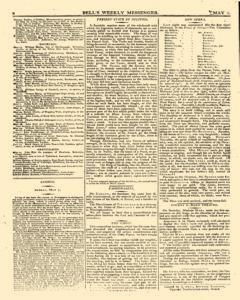 Bells Weekly Messenger, May 01, 1796, Page 8