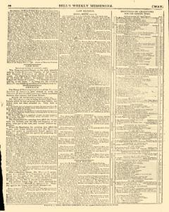 Bells Weekly Messenger, May 22, 1796, Page 8