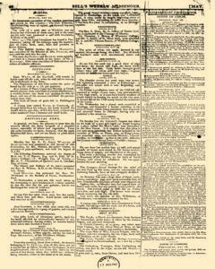 Bells Weekly Messenger, May 22, 1796, Page 10