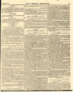 Bells Weekly Messenger, July 17, 1796, Page 3
