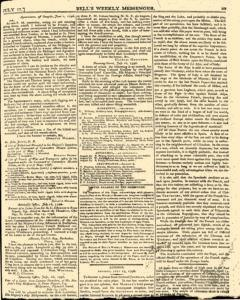 Bells Weekly Messenger, July 17, 1796, Page 5