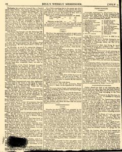 Bells Weekly Messenger, July 17, 1796, Page 6