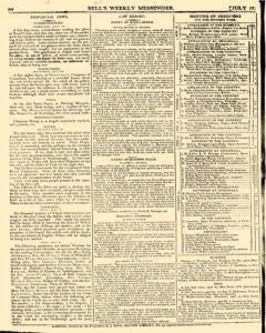 Bells Weekly Messenger, July 17, 1796, Page 16