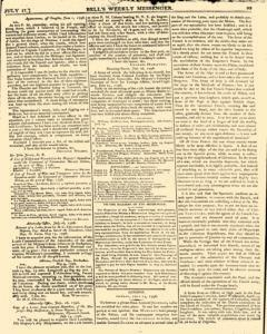 Bells Weekly Messenger, July 17, 1796, Page 13