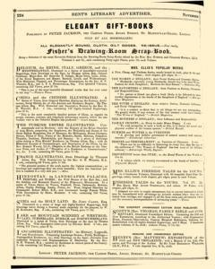 Bents Monthly Literary Advertiser, November 11, 1853, Page 10