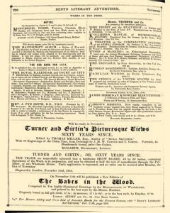 Bents Monthly Literary Advertiser, November 11, 1853, Page 12