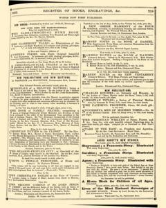 Bents Monthly Literary Advertiser, November 11, 1853, Page 5
