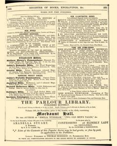 Bents Monthly Literary Advertiser, November 11, 1853, Page 7